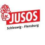 Logo: Jusos Schleswig-Flensburg